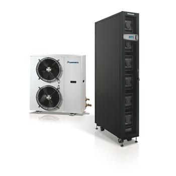 Direct expansion rack cooler units
