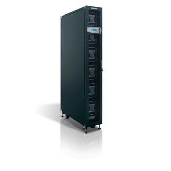 Chilled water rack cooler units