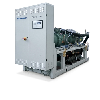 Condenserless chillers