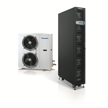 Direct expansion rack cooler units