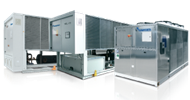 Commercial and industrial chillers